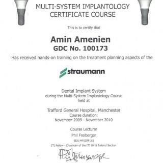 17 Dr Amin Amenien Strumann Dental implant system planning 2010