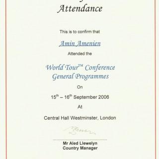 19 Dr Amin Amenien Nobel biocare Dental implant system  2006