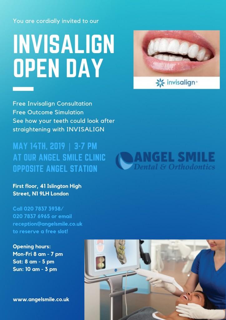 Angel Smile Invisalign open day event