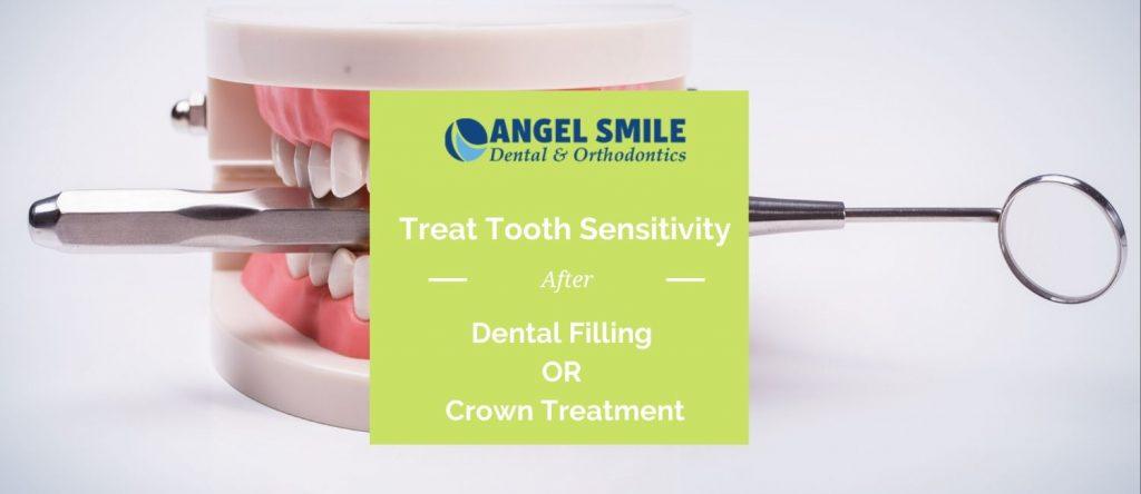 Treat Tooth Sensitivity